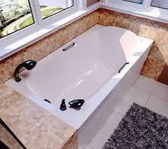 Установка чугунной ванны в Алматы