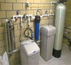 Очистка воды в частном доме Алматы. Казахстан