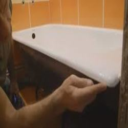 Монтаж ванны в Алматы. Замена и ремонт