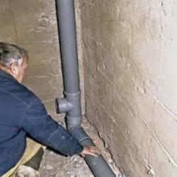 Замена стояка канализации в Алматы